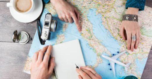 Startup planeja sua viagem, mas não conta para onde você vai