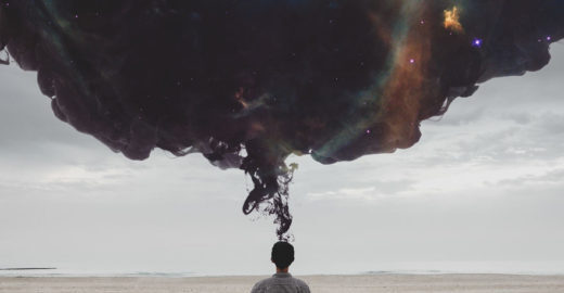 Jovem turco transforma seus sonhos em imagens surreais