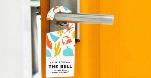 Rede de fast-food Taco Bell abre hotel temático na Califórnia