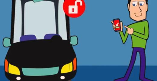 Empresa de economia compartilhada 'empresta' veículos em MG