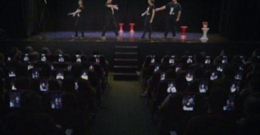 Teatro em Barcelona cobra pelo número de risadas dos espectadores