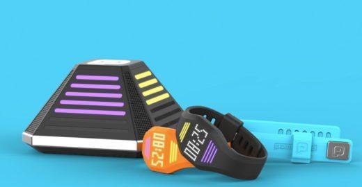 Tecnologia werable combina videogame com atividades físicas