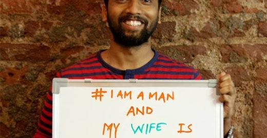 Campanha usa imagens para combater o machismo e o sexismo
