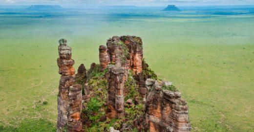 Roteiros mostram belezas das Serras Gerais no Tocantins
