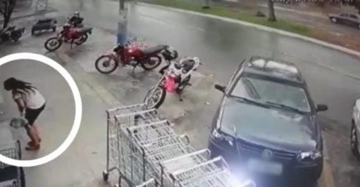 Mulher é baleada em frente ao filho de 10 anos em Goiânia