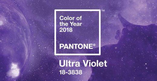 Cor de 2018, ultravioleta tem conexão com ativismo social