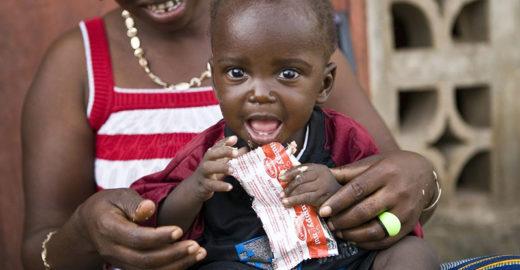 Maratona de Boston vai alimentar centenas de crianças desnutridas