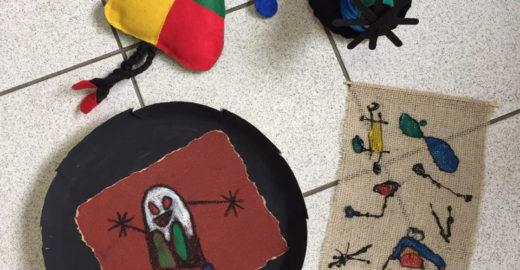 Crianças desenvolvem mais competências quando aprendem com arte