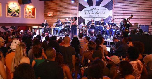 Confira a agenda da Vila do Samba no mês de maio