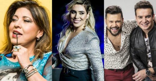 Virada Cultural 2019: muita sofrência na palco sertanejo