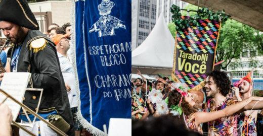 Virada Cultural 2019: pra matar a saudade do Carnaval