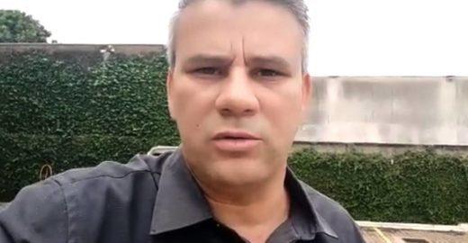 Líder dos caminhoneiros afirma apoiar atos pró-Bolsonaro