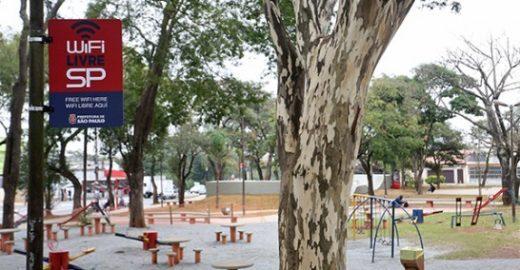 Paulistano pode escolher locais para ter wi-fi gratuito
