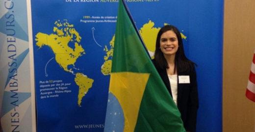 Aluna brasileira da rede pública é chamada para doutorado francês