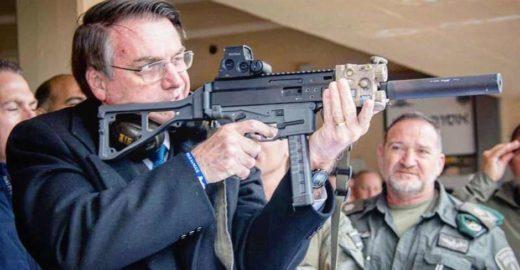 GloboNews faz o melhor comentário da derrota de Bolsonaro sobre armas