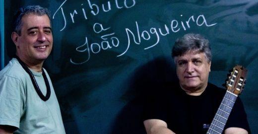 Didu e Jorge Simas homenageiam João Nogueira na Casa do Choro