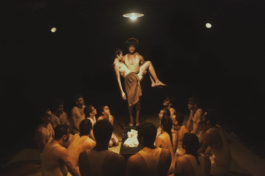 Foto do espetáculo Agreste