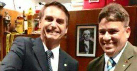 amigo de Bolsonaro