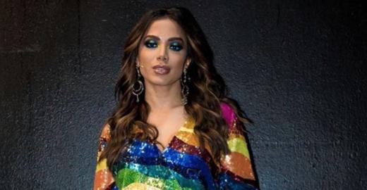 Anitta é criticada após fazer post sobre a Parada LGBT de São Paulo