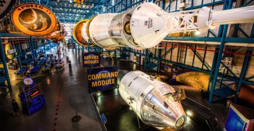 Kennedy Space Center vai celebrar os 50 anos do 1º homem na lua