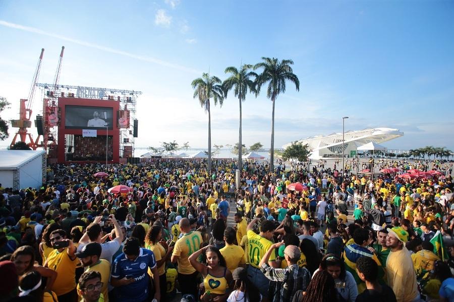 Arena Nº1 - Praça Mauá