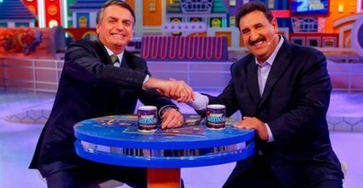Dimenstein: o que Ratinho não confessa sobre sua ligação com Bolsonaro