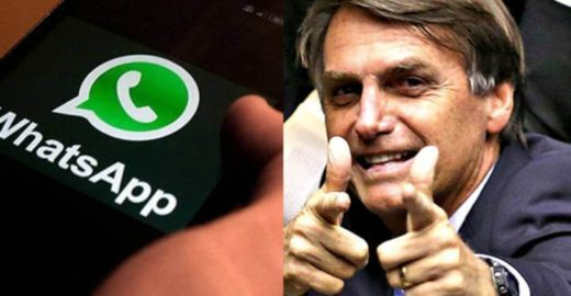 Dimenstein: Folha detona bomba do WhatsApp ilegal contra Bolsonaro
