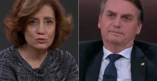 Dimenstein: Miriam Leitão faz melhor coluna do dia sobre Bolsonaro