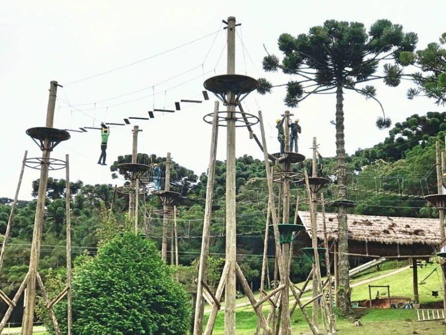 Campos do Jordão - Parque Tarundu