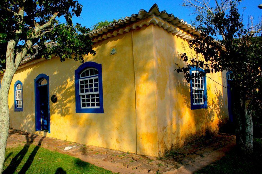 Casa Anita Garibaldi. em Laguna (SC)