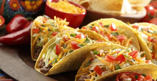 Rodízio de comida mexicana tem cupom com 28% de desconto