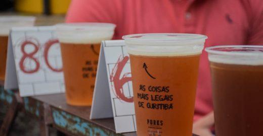 Bar em Curitiba dá chope de graça para quem visitar museu