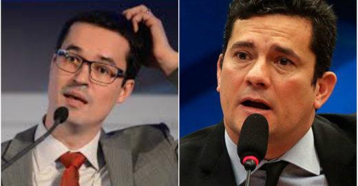 Conversas mostram apoio de ministro do STF a Moro e Dallagnol