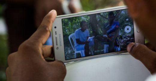 Projeto leva inclusão digital a quilombolas do oeste do Pará