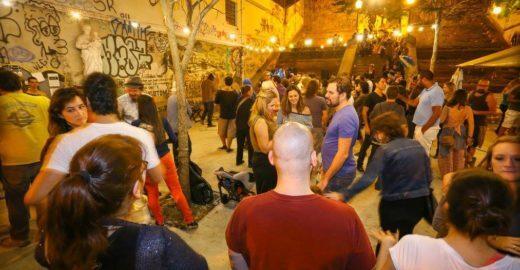 Escadaria do Bixiga tem show de jazz gratuito todo mês