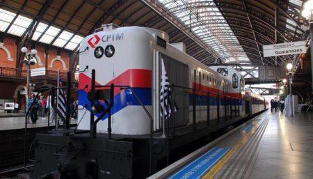 trem do expresso turístico da cptm passeios de trem