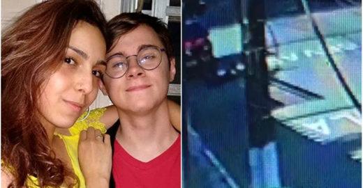 Câmera de Segurança gravou momento do assassinato de Rafael Miguel