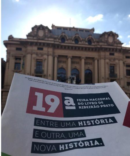 Feira Nacional do Livro de Ribeirão Preto-SP acontece entre os dias 9 e 16 de junho