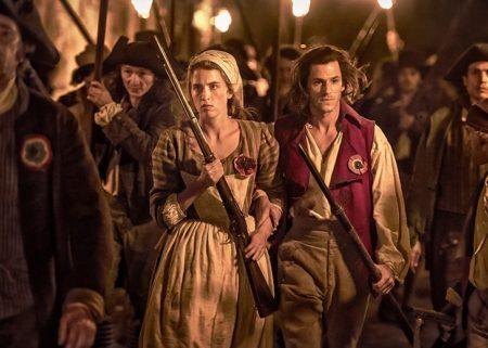"""Pra seguir a linha revolucionária do Festival Varilux, o filmes """"A Revolução em Paris"""" se destacada na programação"""