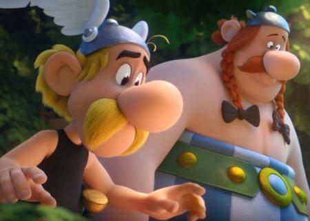 O fenômeno da animação francesa, Asterix e Obelix, não pode ficar de fora da programação do Festival Varilux
