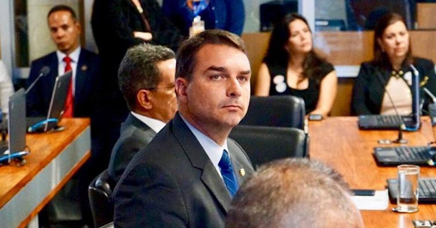 Pela 2ª vez, Justiça nega pedido de Flávio Bolsonaro para suspender quebra de sigilo