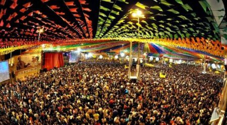Forró Caju, uma das maiores festas juninas do Brasil
