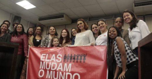 Mulheres lideram mobilizações sociais após workshop da Change.org