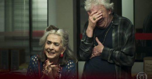 A Dona do Pedaço: Betty Faria não é mais mãe de Marco Nanini
