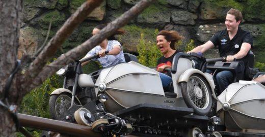 Conheça a Hagrid's Magical, nova montanha-russa do Universal Orlando