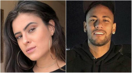 Ex-BBB Hana será investigada após detonar Neymar na web