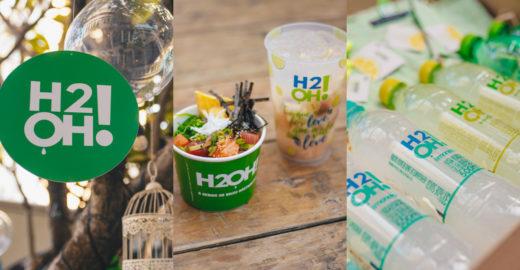 House Of H2OH! realiza evento ao ar livre com muita cultura e sabor