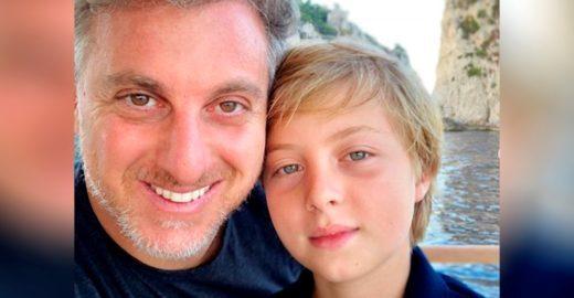 Filho de Luciano Huck não usava capacete no momento do acidente