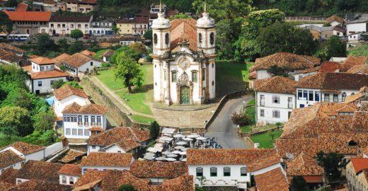 Minas Gerais é eleita melhor destino histórico e de natureza do país