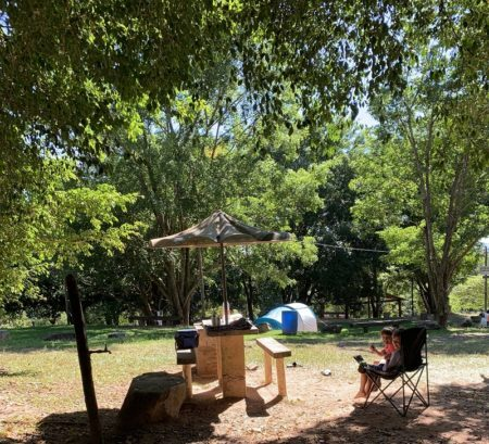 equipamentos para camping